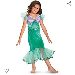 Disney little mermaid Ariel costume